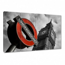 Obraz 120x80cm Znak London...