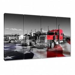 Obraz 120x80cm Amerykańskie...