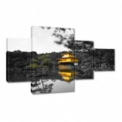Obraz 130x80cm Buddyjska...