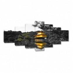 Obraz 210x100cm Buddyjska...
