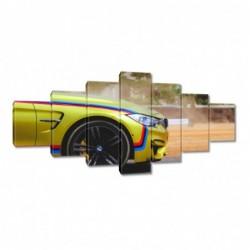 Obraz 210x100cm BMW...