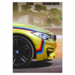 Plakat 70x100cm BMW...