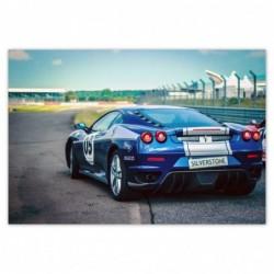 Plakat 155x105cm Ferrari...