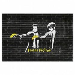 Plakat 200x135cm Banksy...