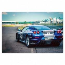 Plakat 120x80cm Ferrari...