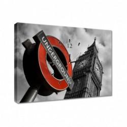Zegar 60x40cm Znak London...