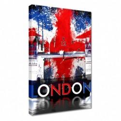 Zegar 40x60cm London City...