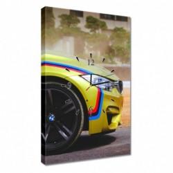 Zegar 40x60cm BMW Samochód...