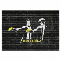 Naklejka 100x70cm Banksy...