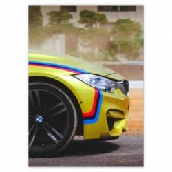 Naklejka 50x70cm BMW...