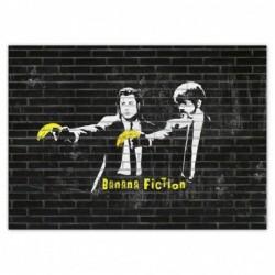 Naklejka 70x50cm Banksy...