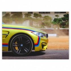 Naklejka 70x50cm BMW...