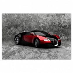 Plakat 93x62cm Bugatti...