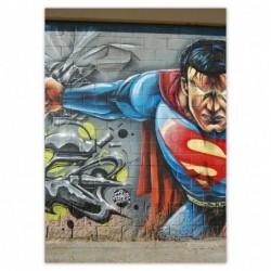 Plakat 50x70cm Graffiti...