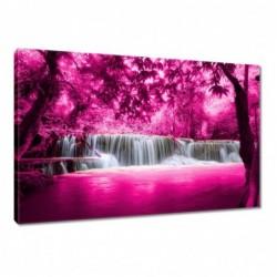 Obraz 60x40cm Różowy...