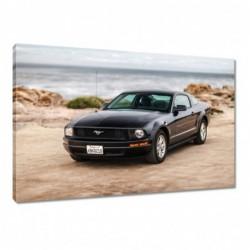 Obraz 60x40cm Czarny Ford...