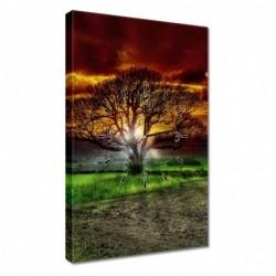 Zegar Magiczne drzewo...