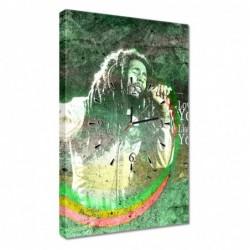 Zegar Bob Marley na...