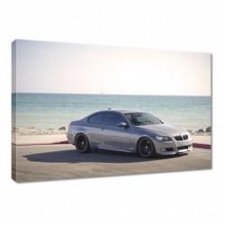 Obraz 60x40cm BMW na plaży