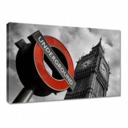 Obraz 60x40cm Znak London...