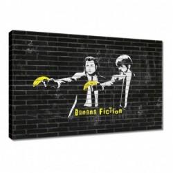 Obraz 60x40cm Banksy Banana...