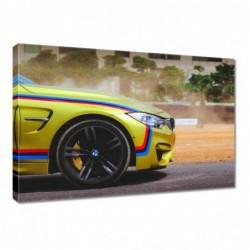 Obraz 60x40cm BMW Samochód...