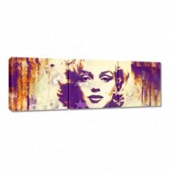 Obraz 90x30cm Marilyn...