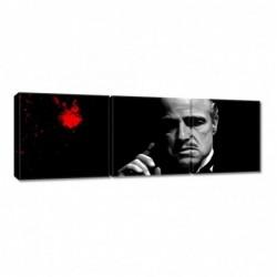 Obraz 90x30cm Corleone...
