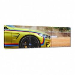 Obraz 90x30cm BMW Samochód...