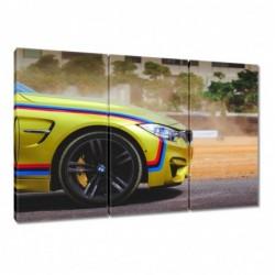 Obraz 120x80cm BMW Samochód...